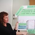 Alexandra Fritzson, Frivilligcentra Malmö. Foto: Jenny Ljunggren.